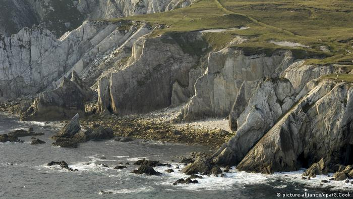 Achill Island Irland (picture-alliance/dpa/G.Cook)