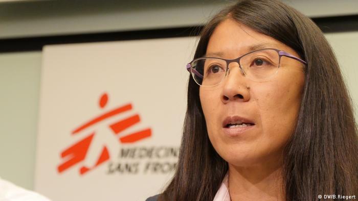 Dr. Joanne Liu (DW/B.Riegert)
