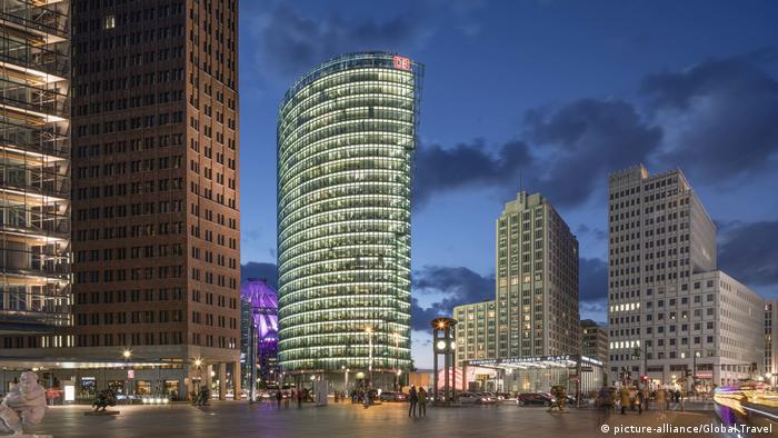 Berlin-Quiz: Schnitzeljagd in 360 Grad | DW Reise | DW | 07.12.2017