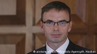 Євродепутат Свен Міксер раніше був міністром закордонних справ Естонії