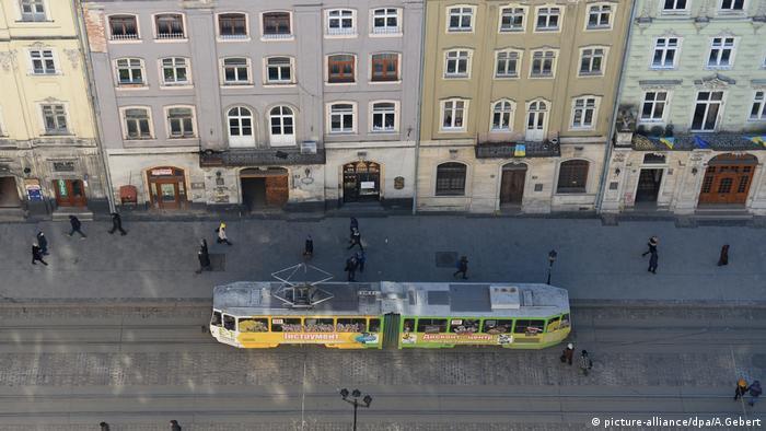 Зношеність трамваїв і тролейбусів в Україні становить 60, а іноді й 85 відсотків