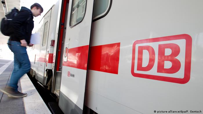 If you want German trains, go to Switzerland