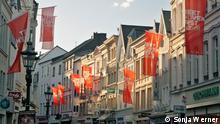 Fahnen des Beethovenfests in Bonn, Quelle: http://www.beethovenfest.de/downloads/22/ (c) Sonja Werner