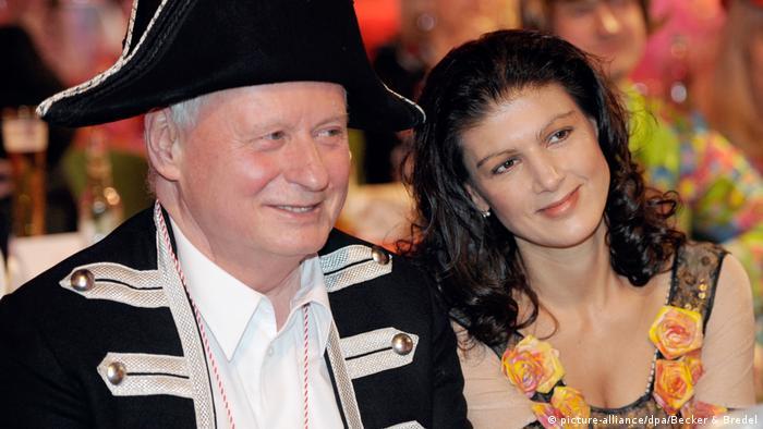 Сара Вагенкнехт (Sahra Wagenknecht)