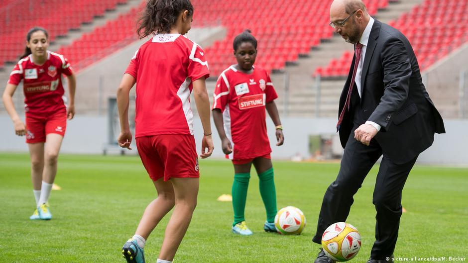 BG Das machen Politiker in ihrer Freizeit - Martin Schulz