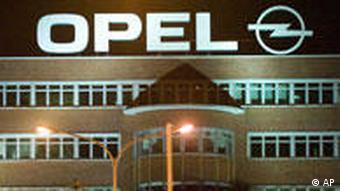 Fabrika Opela u Bochumu