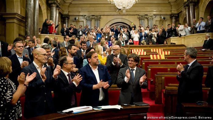 Региональный парламент Каталонии