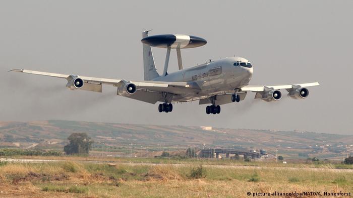 Самолет AWACS