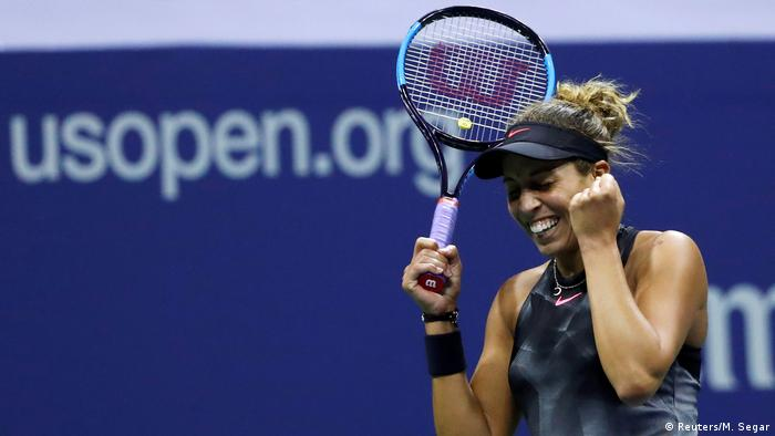 Tennis US Open Madison Keys - CoCo Vandeweghe (Reuters/M. Segar)