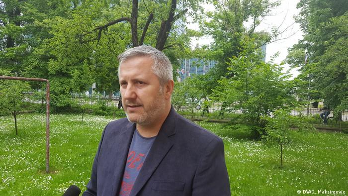 Bosnien und Herzegowina - Zeljko Rajic, Politische Analytiker aus Banjaluka