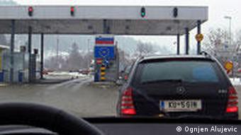 Kroatien Slowenien Land und Leute Grenze Autobahn Zagreb Maribor