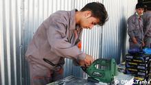 Afghanistan Ausbildung durch die Organisation Help in Herat