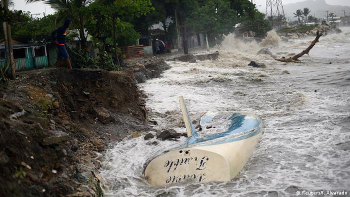 Estragos na República Dominicana