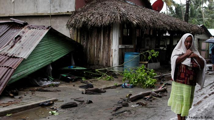 Puerto Rico Hurrikan Irma (Reuters/R. Rojas)