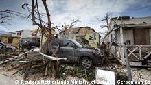 Sint Maarten Saint Martin Hurrikan Irma