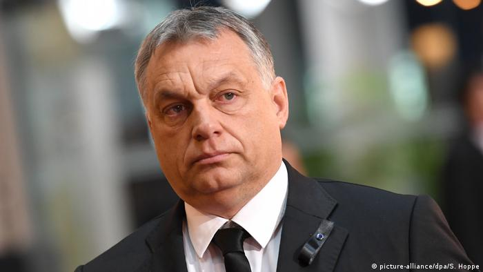 Viktor Orban, Ministerpräsident Ungarn