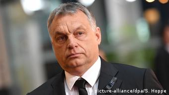 Viktor Orban (picture-alliance/dpa/S. Hoppe)