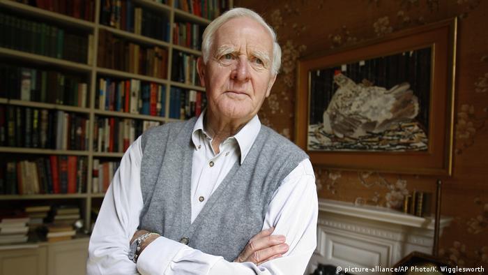 John Le Carre - Autor (picture-alliance/AP Photo/K. Wigglesworth)