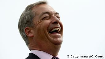 Nigel Farage (Getty Images/C. Court)