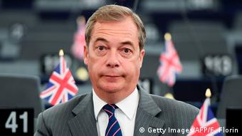 Nigel Farage (Getty images/AFP/F. Florin)