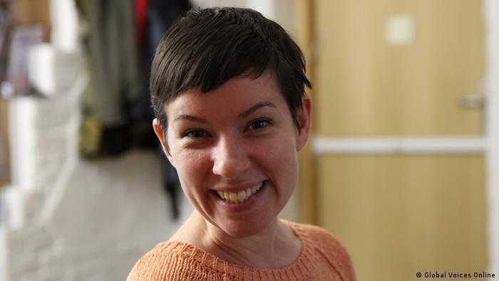 Global Voices Online, Porträt Solana Larsen