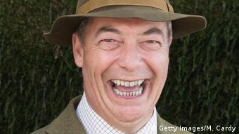 Nigel Farage (Getty Images/M. Cardy)