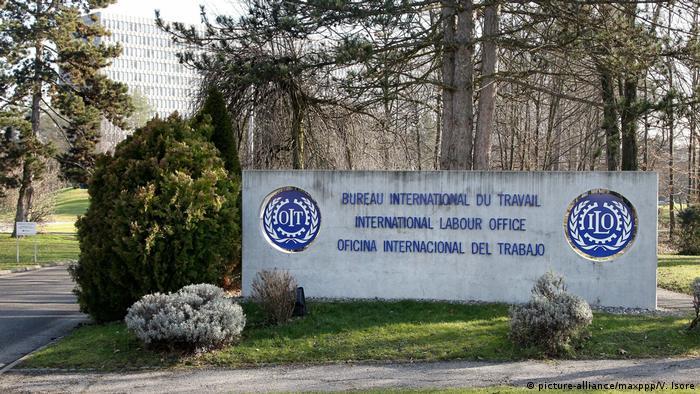 ILO'nin Cenevre'deki merkezi