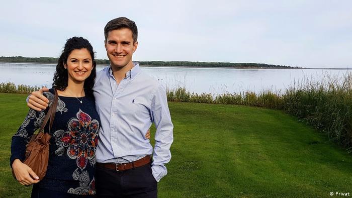 Rechte von EU-Bürgern in Großbritannien: Nick Wolfe und Ehefrau