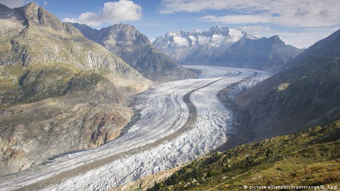 ECOLOGÍA / Glaciares: ¿Camino a su desaparición?