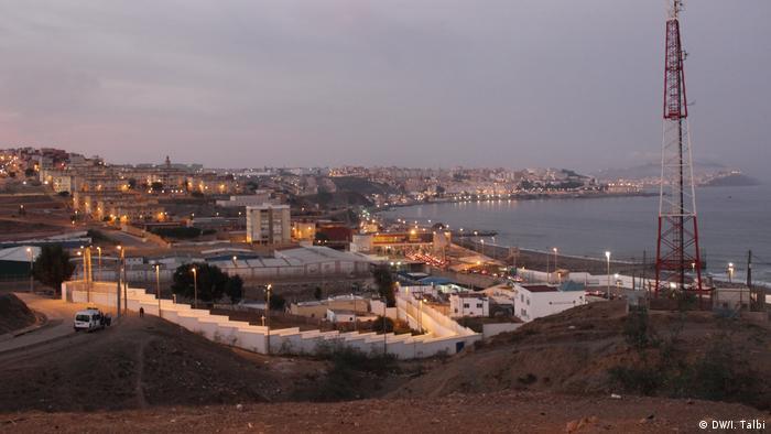 Marokko - Die Reise sub-Saharischer Afrkanischer Immigranten nach Marokko