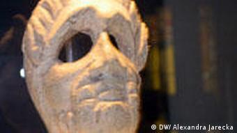 Karneval Museum römische Maske