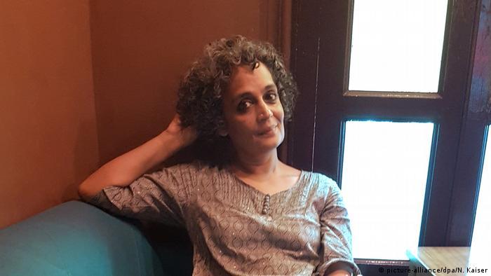 Indien - Arundhati Roy - Autorin