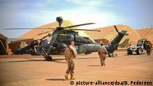 Mali Bundeswejr Camp Castor in Gao