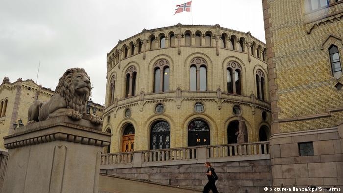 Parlamento de Noruega, Oslo
