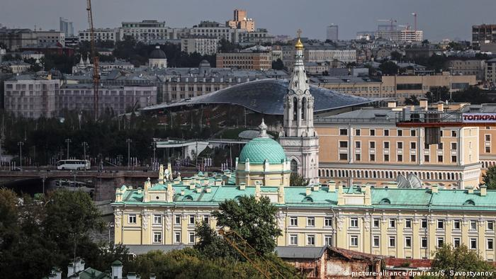 Russland Moskau (picture-alliance/dpa/Tass/S. Savostyanov)