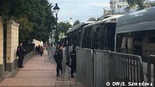 Myanmar Botschaft in Moskau Russland