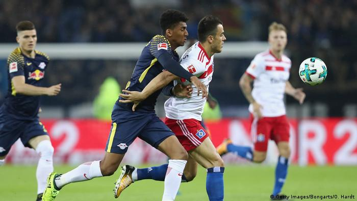 Bundesliga Hamburger SV v RB Leipzig (Getty Images/Bongarts/O. Hardt)