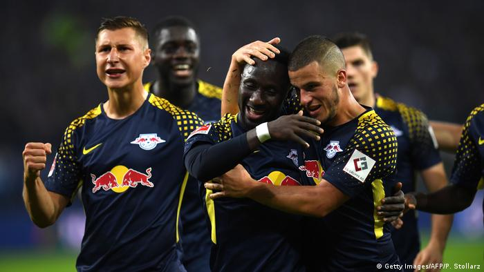 Bundesliga Hamburger SV - RB Leipzig (Getty Images/AFP/P. Stollarz)