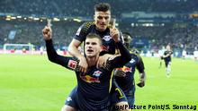 Bundesliga Hamburger SV - RB Leipzig