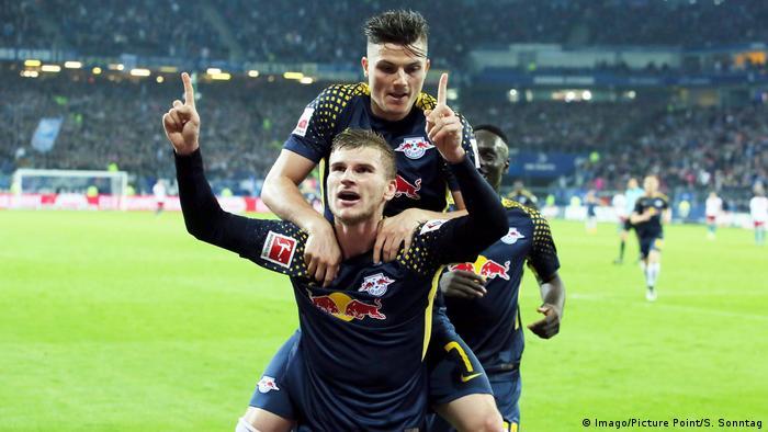 Bundesliga Hamburger SV - RB Leipzig