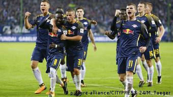 Bundesliga Hamburger SV - RB Leipzig (picture-alliance/CITYPRESS 24/M. Taeger)