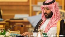 Mohammed bin Salman (picture-alliance/abaca/Balkis Press)