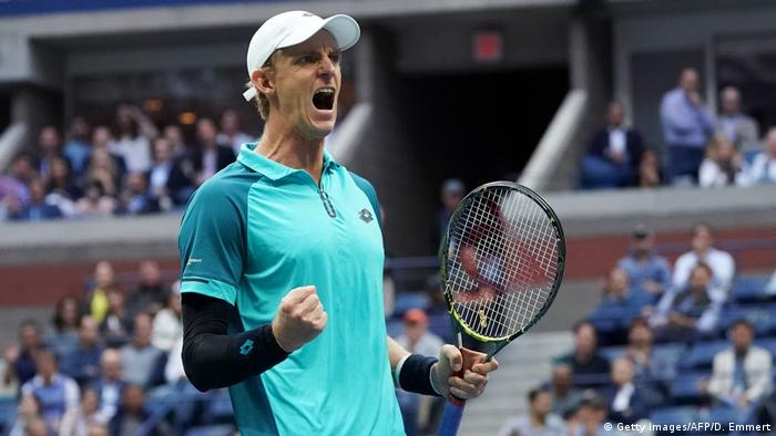Tennis US Open 2017 Kevin Anderson (Getty Images/AFP/D. Emmert)