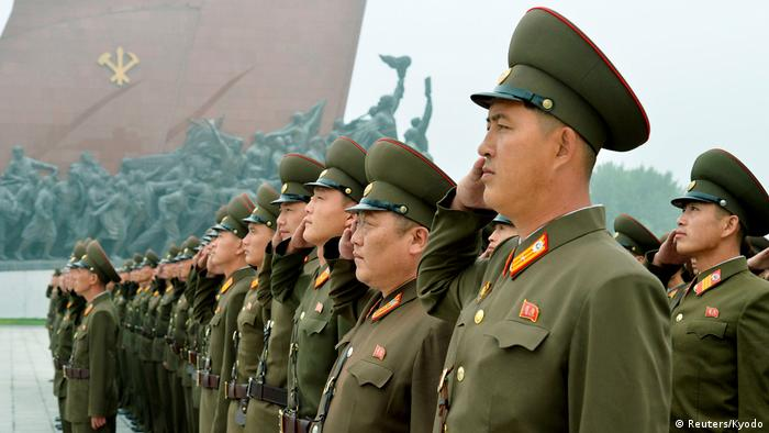 North Korea makes call for 'cutting edge Juche weapons'