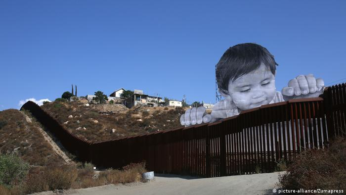 Arte en la frontera de México con EE. UU.