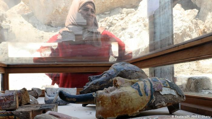 Archäologen entdecken Goldschmied-Grab