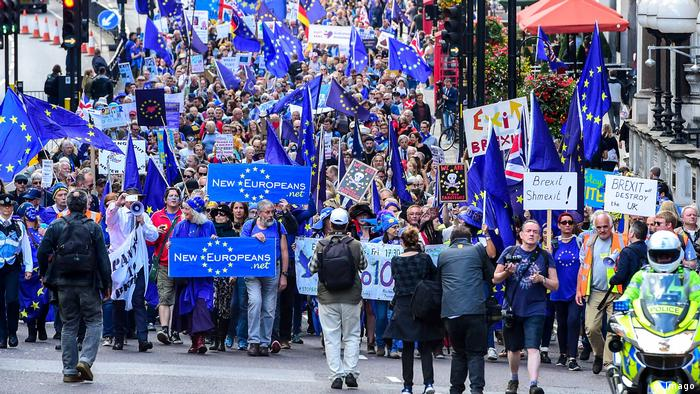 People´s March for Europe London