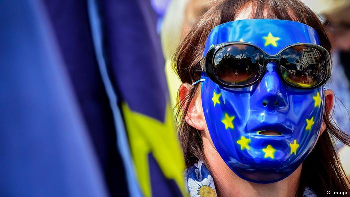 People´s March for Europe London (Imago)