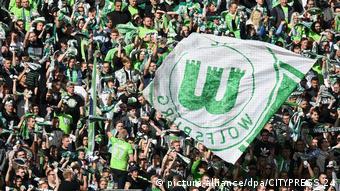 FBL - Wolfsburg vs Hannover Jubel