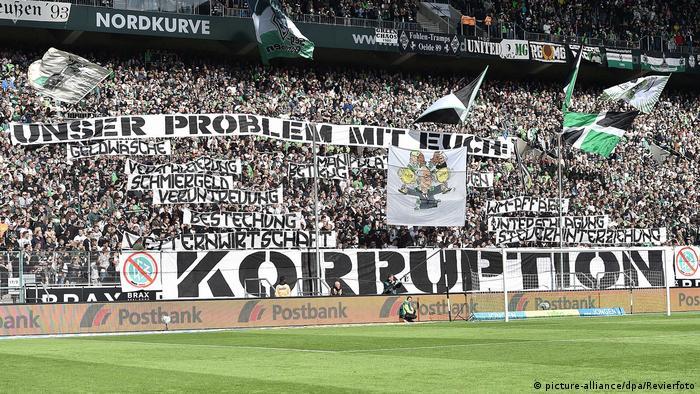 mönchengladbach schlechte fans